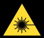 DIN_4844-2_Warnung_vor_Laserstrahl_D-W010.svg